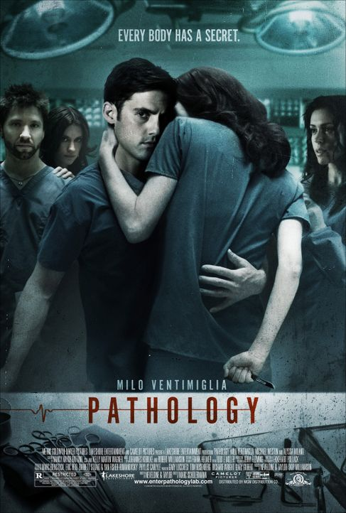 PATHOLOGY - Plakatmotiv - Bildquelle: Saeed Adyani 2007 Lakeshore Entertainment, All Rights Reserved.