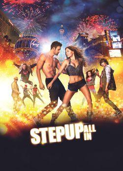 Step Up: All In - STEP UP: ALL IN - Plakatmotiv - Bildquelle: Constantin Film