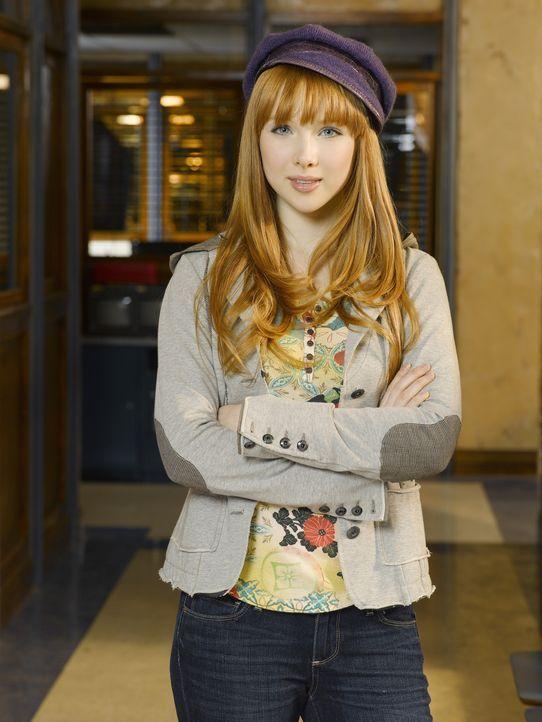 (3. Staffel) - Die Teenagerin Alexis Castle (Molly C. Quinn) hat es nicht immer leicht mit ihrem Vater, zudem sie viel vernünftiger ist als er ... - Bildquelle: ABC Studios
