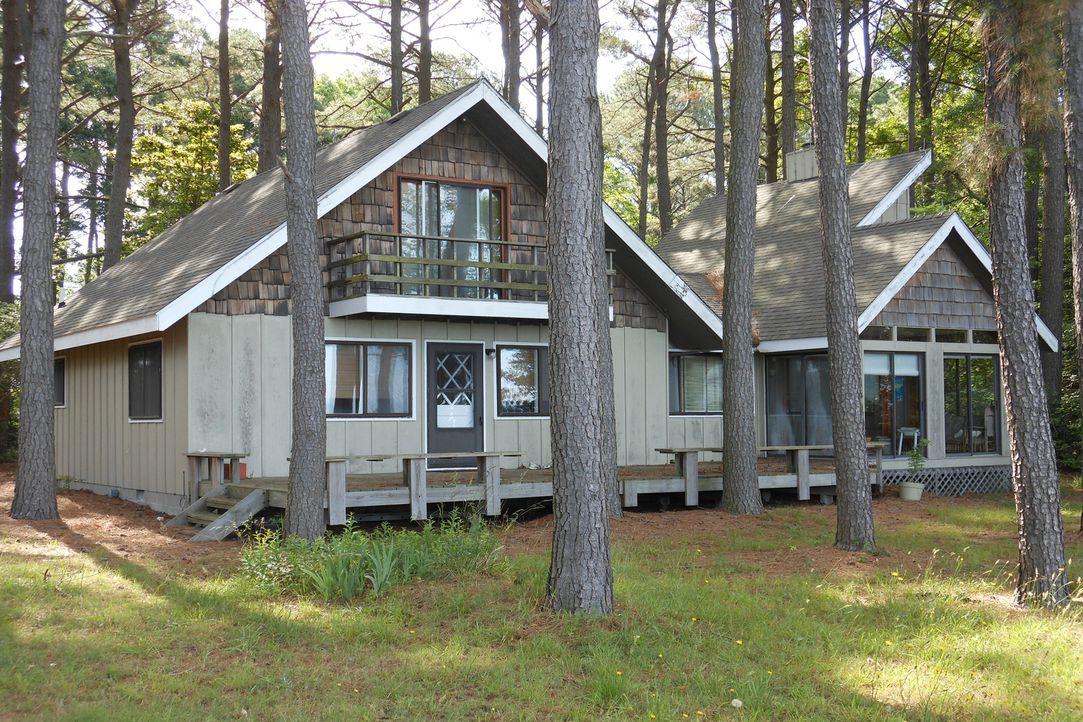 Kann Familie Outland in Cape Charles tatsächlich ein Ferienhaus finden, das sowohl ihren Vorstellungen als auch ihrem Budget entspricht? - Bildquelle: 2013,HGTV/Scripps Networks, LLC. All Rights Reserved