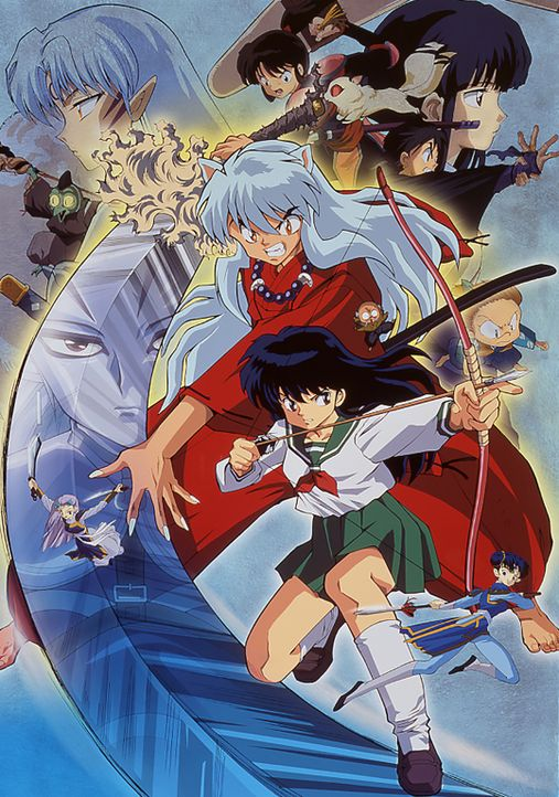 Inuyasha - Affections Touching Across Time - Artwork - Bildquelle: 2001 Rumiko Takahashi / Shogakukan-Yomiuri TV-Sunrise-Sho-Pro-NTV-Toho-Yomiuri-TV Enterprise. All Rights Reserved