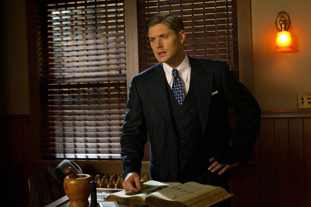 Wird vom Gott der Zeit ins Jahr 1944 geschickt: Dean (Jensen Ackles) ... - Bildquelle: Warner Bros. Television
