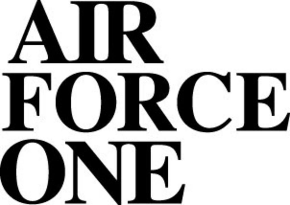 AIR FORCE ONE - Logo ... - Bildquelle: Buena Vista International