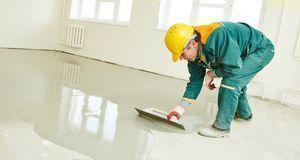 Beton Fußboden Ausgleichen ~ Boden ausgleichen: unebenheiten beseitigen sat.1 ratgeber