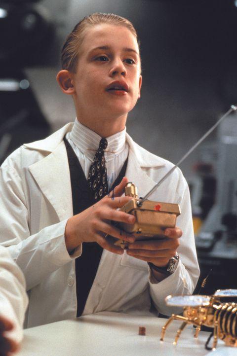 Richie Rich (Macaulay Culkin) ist der Sohn eines mehrfachen Milliardärs. Durch das Vermögen seiner Eltern lebt Richie im Luxus - aber ihm fehlen ech... - Bildquelle: 1994 Warner Bros.