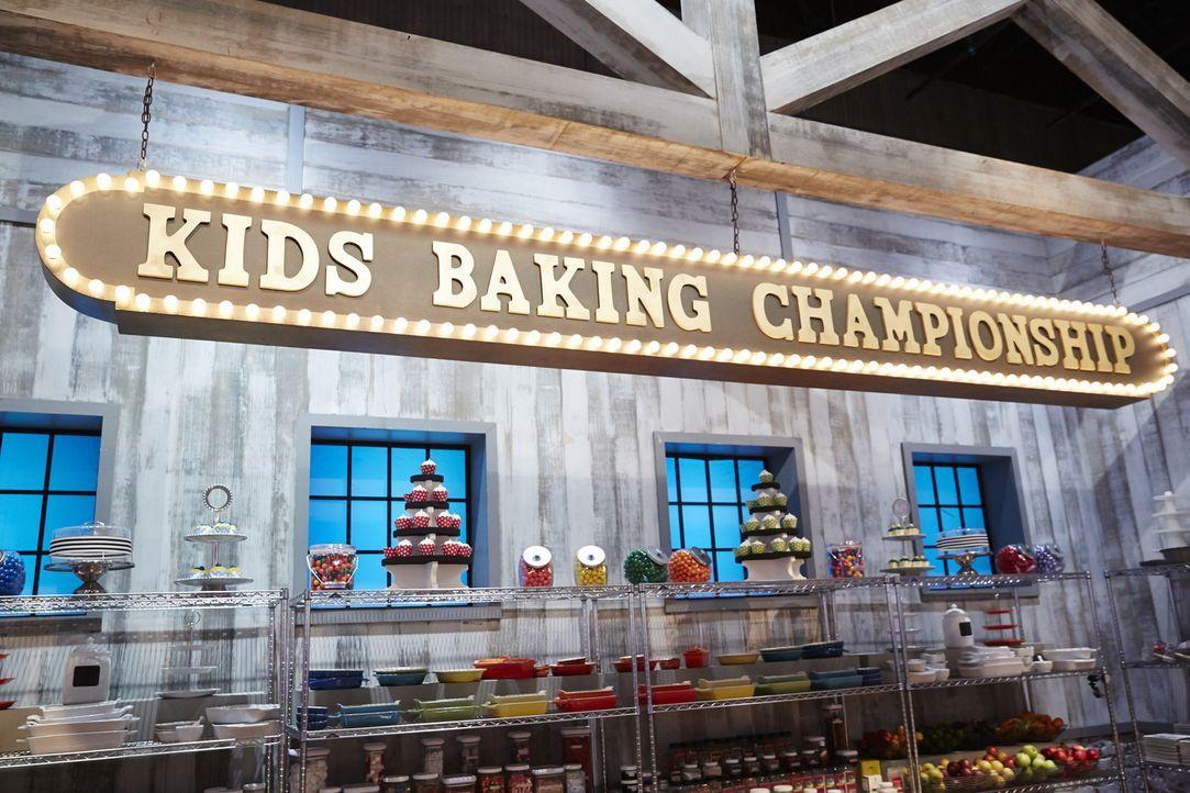 (2. Staffel) -  Kids Baking Championship geht in die nächste Runde ... - Bildquelle: Greg Gayne 2015, Television Food Network, G.P. All Rights Reserved