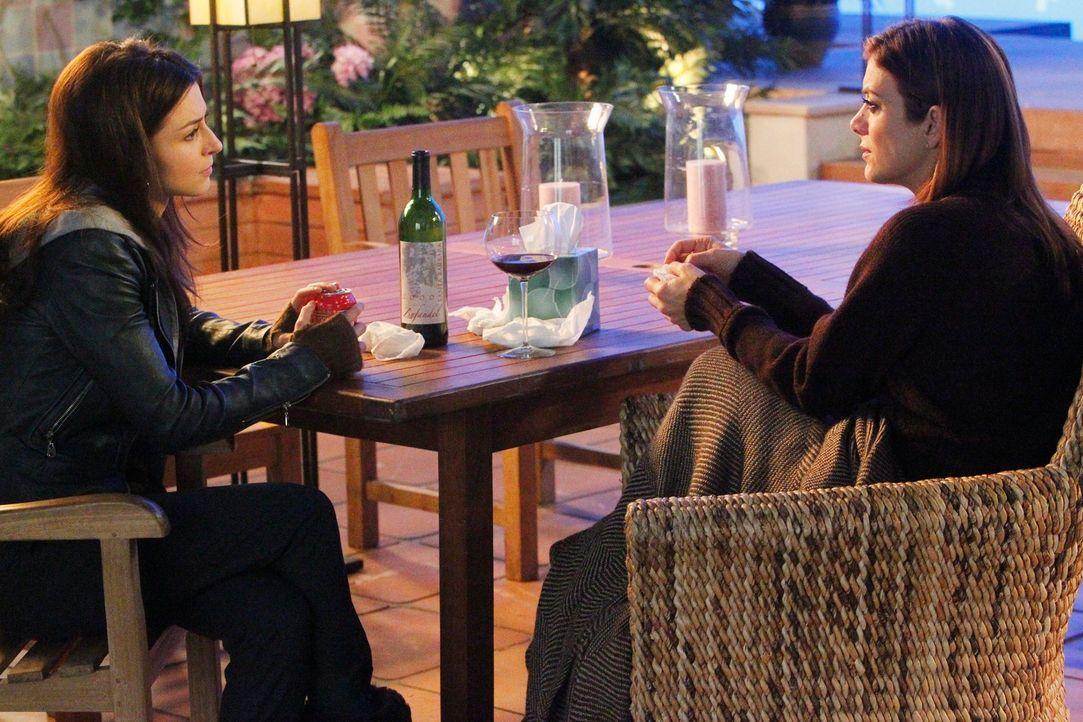 Es läuft nicht alles nach Plan in ihren Leben: Amelia (Caterina Scorsone, l.) und Addison (Kate Walsh, r.) ... - Bildquelle: ABC Studios