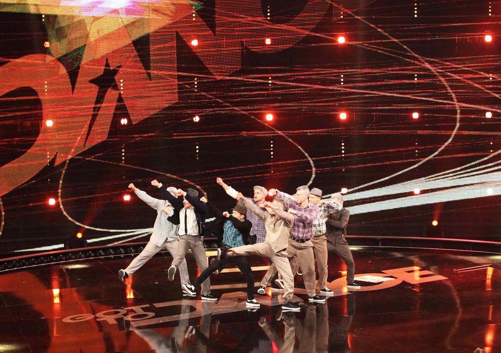 Got-To-Dance-DMA-Crew-08-SAT1-ProSieben-Guido-Engels - Bildquelle: SAT.1/ProSieben/Guido Engels