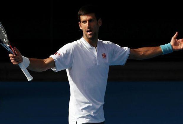 Kann nicht in Miami spielen: Novak Djokovic
