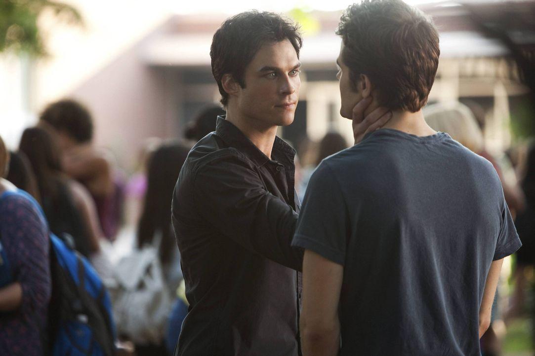 Damon und ? - Bildquelle: Warner Bros. Entertainment Inc.