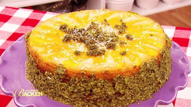 Das gro e backen mango upside down kuchen sat 1 for Kuchen zusammenstellen programm