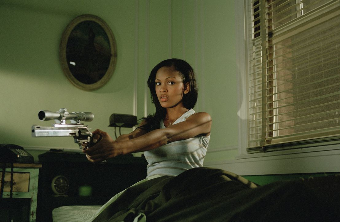 Max (Meagan Good) ist die Anführerin der Truppe ... - Bildquelle: Copyright   2005 Screen Gems, Inc. All Rights Reserved.