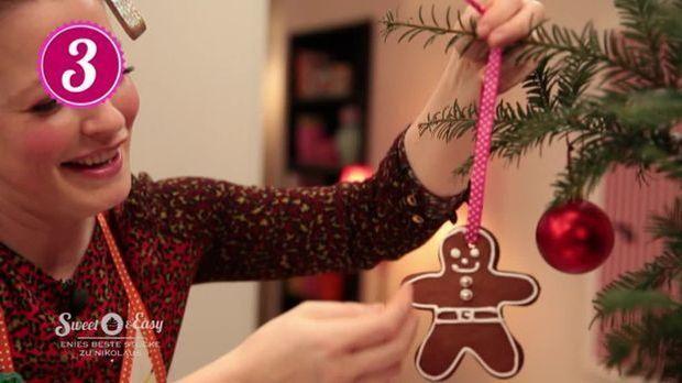 weihnachtsbaum anh nger das rezept aus enie backt. Black Bedroom Furniture Sets. Home Design Ideas