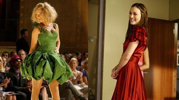 Am 13. Oktober ist Fashion Day auf sixx. Ab 16.45 Uhr gibt es drei Folgen Gos...