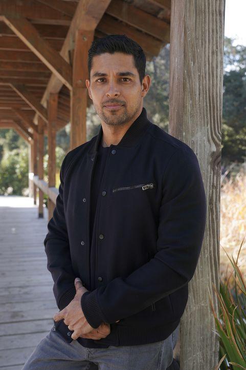 Nick Torres (Wilmer Valderrama) - Bildquelle: Sonja Flemming 2018 CBS Broadcasting, Inc. All Rights Reserved/Sonja Flemming