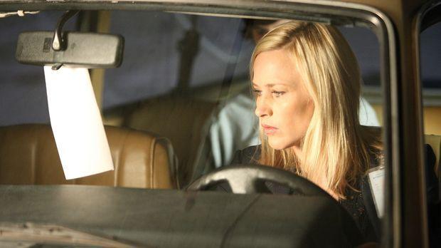 Steht einem neuen schwierigen Fall gegenüber: Allison (Patricia Arquette) ......