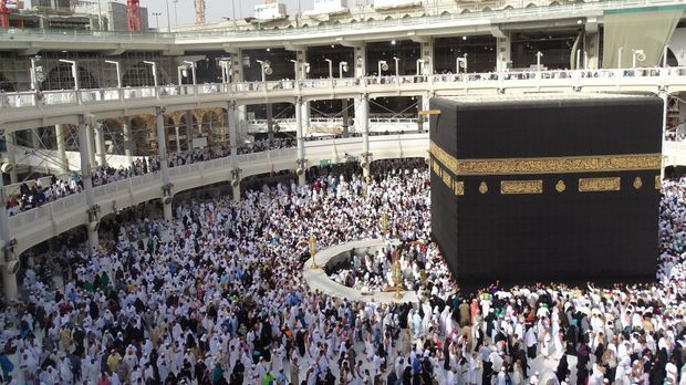 Die Pilger-Stadt Mekka