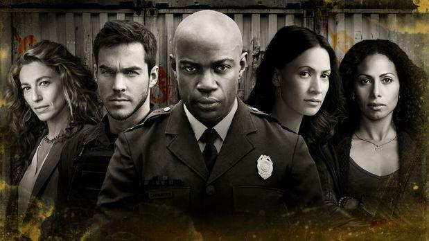 Containment - (1. Staffel) - Der Ausbruch einer tödlichen Epidemie inmitten v...
