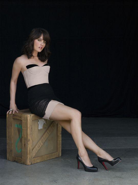 (2. Staffel) - Die attraktive Teresa Lisbon (Robin Tunney) leitet ein besonderes Team der Mordkommission ... - Bildquelle: Warner Bros. Television