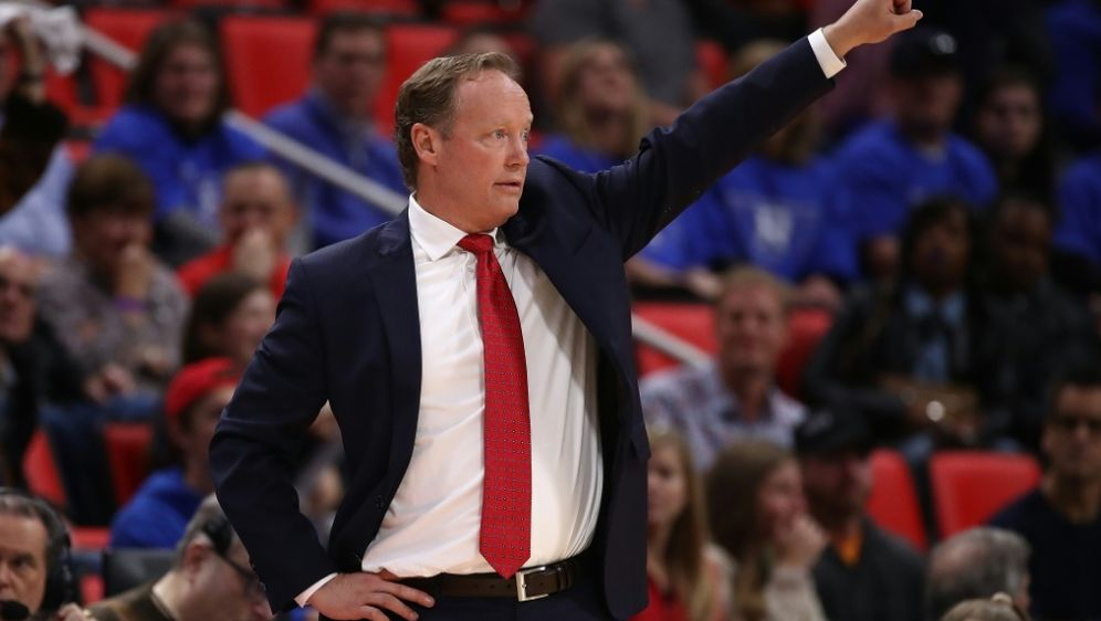 Mike Budenholzer ist neuer Trainer der Milwaukee Bucks - Bildquelle: GETTY IMAGES NORTH AMERICAGETTY IMAGES NORTH AMERICASIDGregory Shamus