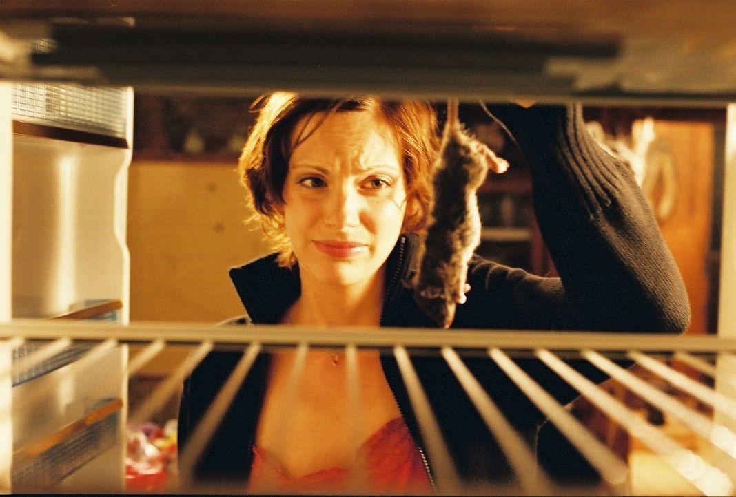 Zunächst scheint das Haus unbewohnt zu sein. Doch dann macht Toni (Marie Zielcke) eine grauenvolle Entdeckung ... - Bildquelle: Bernhard Berger ProSieben