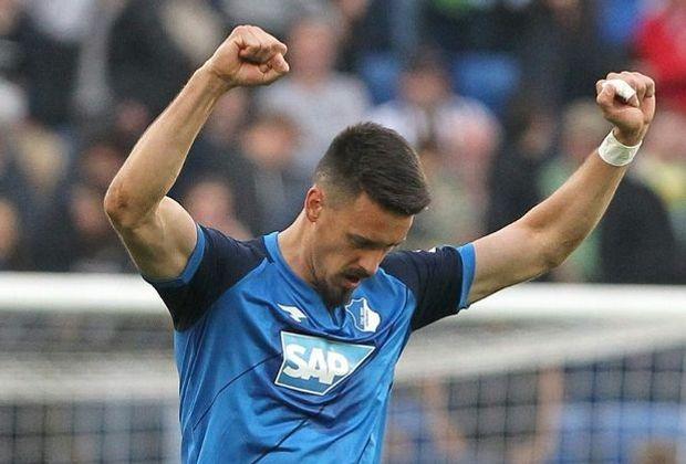Sandro Wagner: Tor geht in die Fußballgeschichte ein
