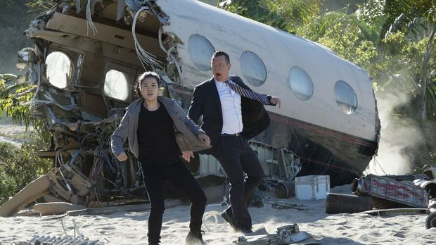 Scorpion - Scorpion - Staffel 3 Episode 24: Gestrandet