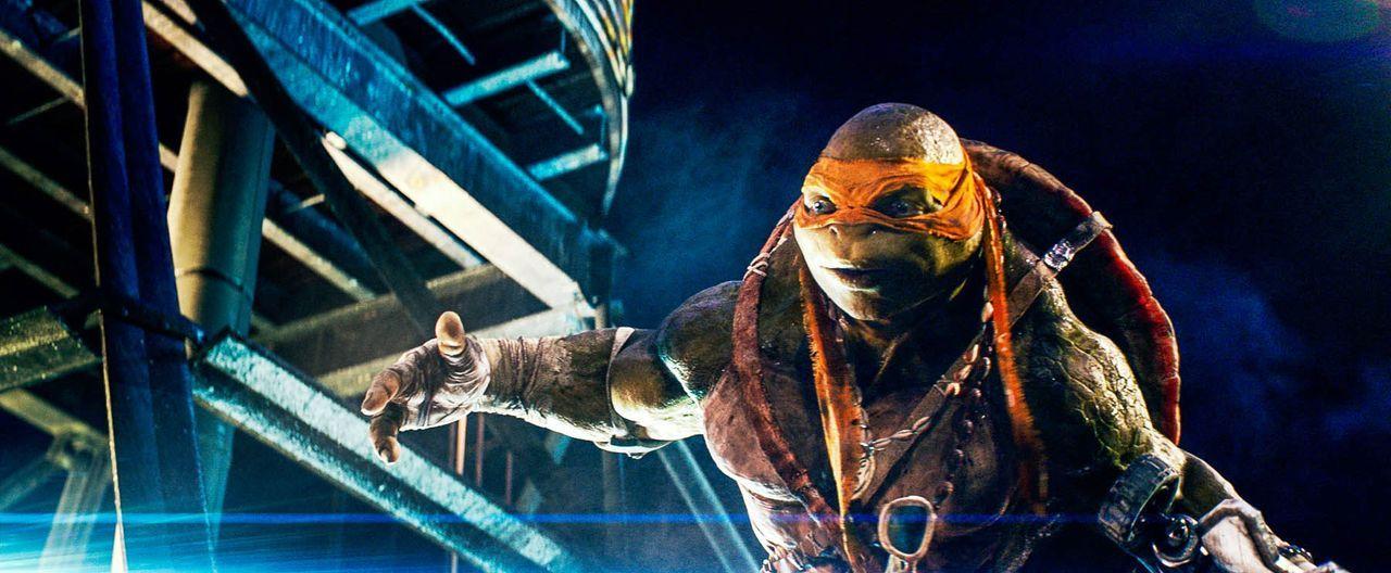 teenage-mutant-ninja-turtles-21-Paramount-Pictures - Bildquelle: Paramount Pictures