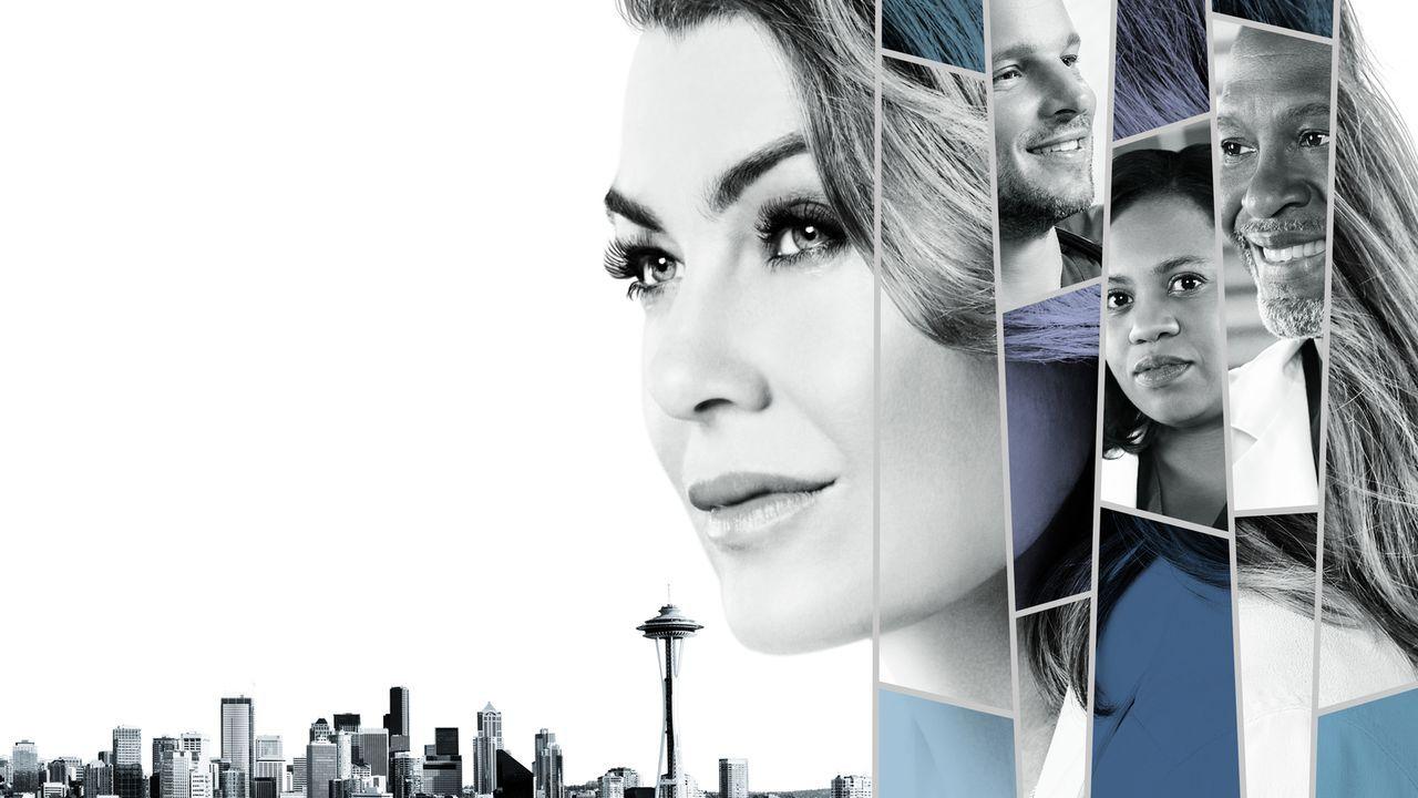 (14.Staffel) - Grey's Anatomy - Die jungen Ärzte - Artwork - Bildquelle: ABC Studios