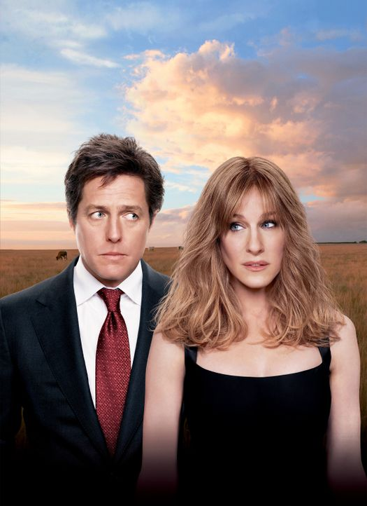 Seit drei Monaten lebt das früher einmal glückliche Ehepaar Morgan getrennt, weil Jurist Paul (Hugh Grant, l.) Immobilienmaklerin Meryl (Sarah Jessi... - Bildquelle: 2009 Columbia Pictures Industries, Inc. and Beverly Blvd LLC. All Rights Reserved.