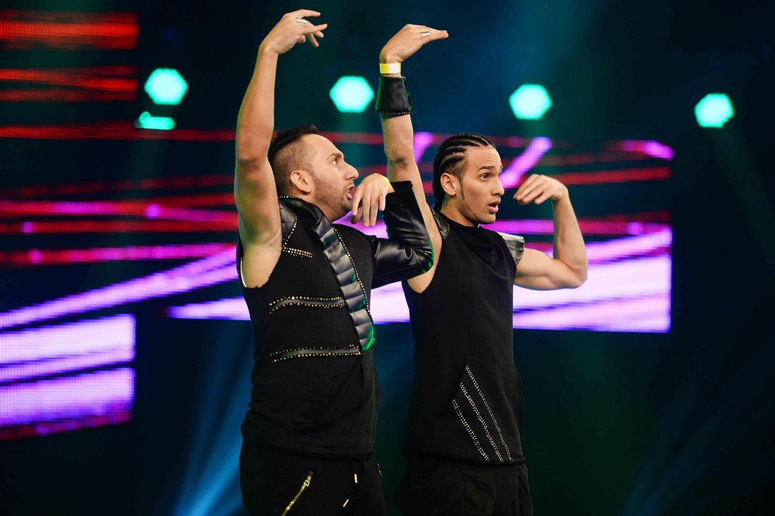 Got-To-Dance-Tom2Rock-03-SAT1-ProSieben-Willi-Weber - Bildquelle: SAT.1/ProSieben/Willi Weber