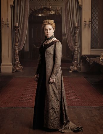 Queen Catherine - Bildquelle: 2015 The CW Television Network, LLC.