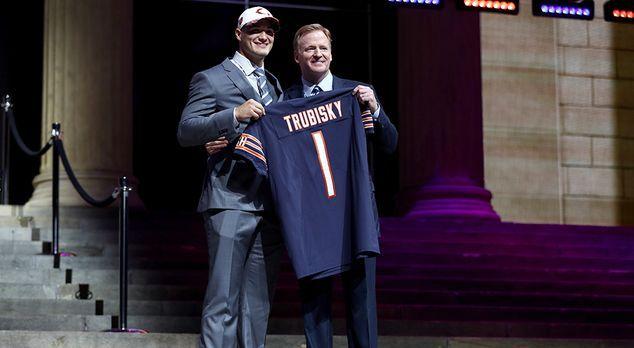 NFL Draft Runde 1 - Bildquelle: 2017 Getty Images