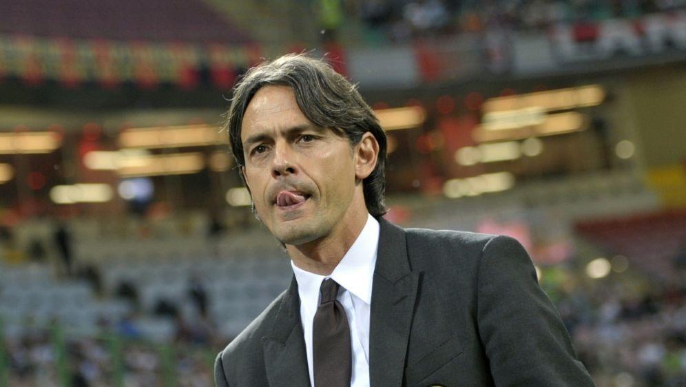 Filippo Inzaghi wird neuer Trainer vom FC Bologna - Bildquelle: PIXATHLONPIXATHLONSID