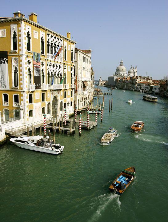 Canal Grande, Venedig - Bildquelle: dpa