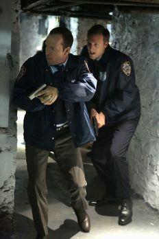 Blue Bloods - Zusammen mit dem enthusiastischen Cop Sam Croft (Teddy Sears, r...