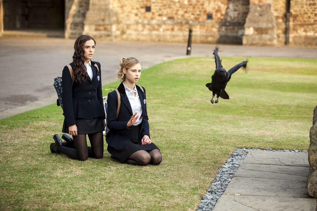 Vampire-Academy-Rose-Lissa-Universum-Film - Bildquelle: Universum Film