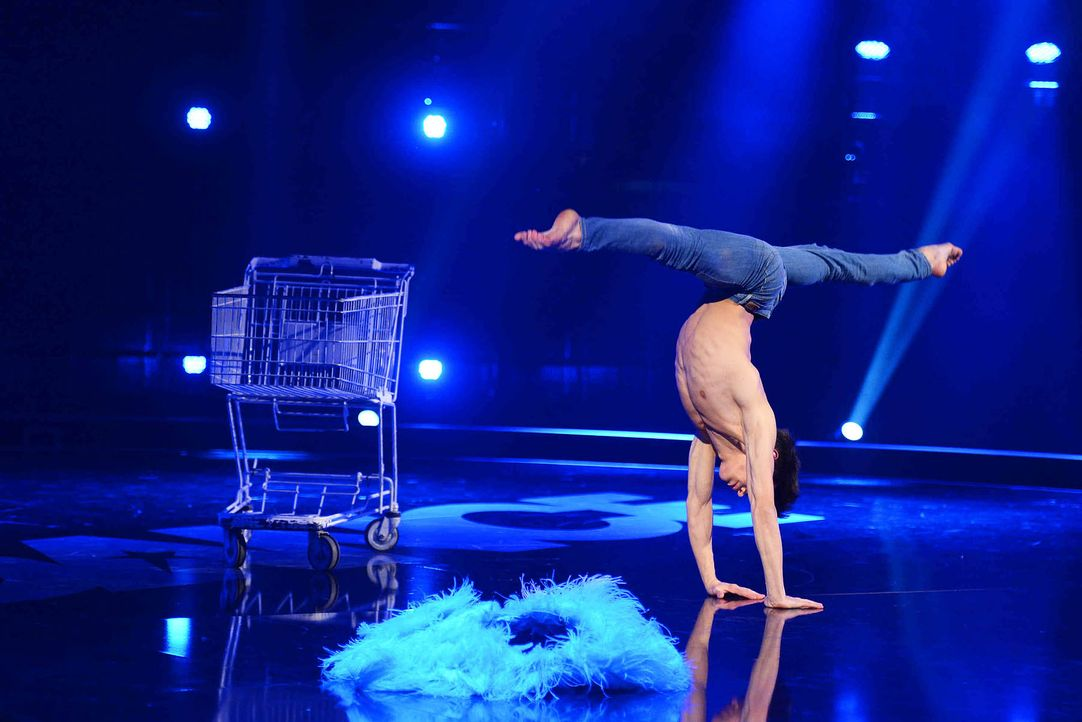 Got-To-Dance-David-Pereira-13-SAT1-ProSieben-Willi-Weber - Bildquelle: SAT.1/ProSieben/Willi Weber