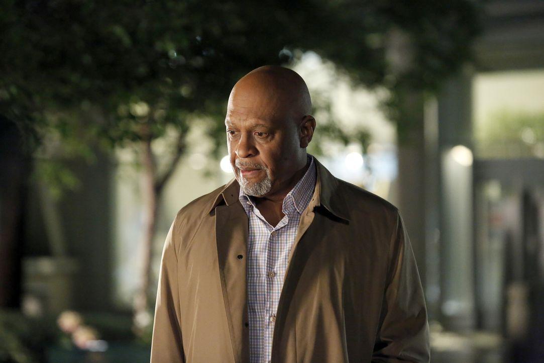 Während Cristina ihren Neustart in der Schweiz angeht, hat Webber (James Pickens, Jr.) eine erstaunliche Begegnung ... - Bildquelle: ABC Studios