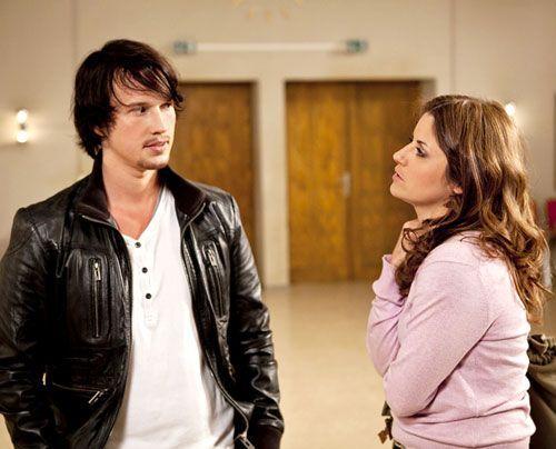 Helena muss notgedrungen ihre Pläne gegen Bea ändern, als sie feststellt, dass sich Ben von ihr nicht so einfach instrumentalisieren lässt ... - Bildquelle: David Saretzki - Sat1