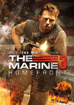 The Marine 3: Homefront - MARINE 3: THE HOMEFRONT - Plakat - Bildquelle: 2013...