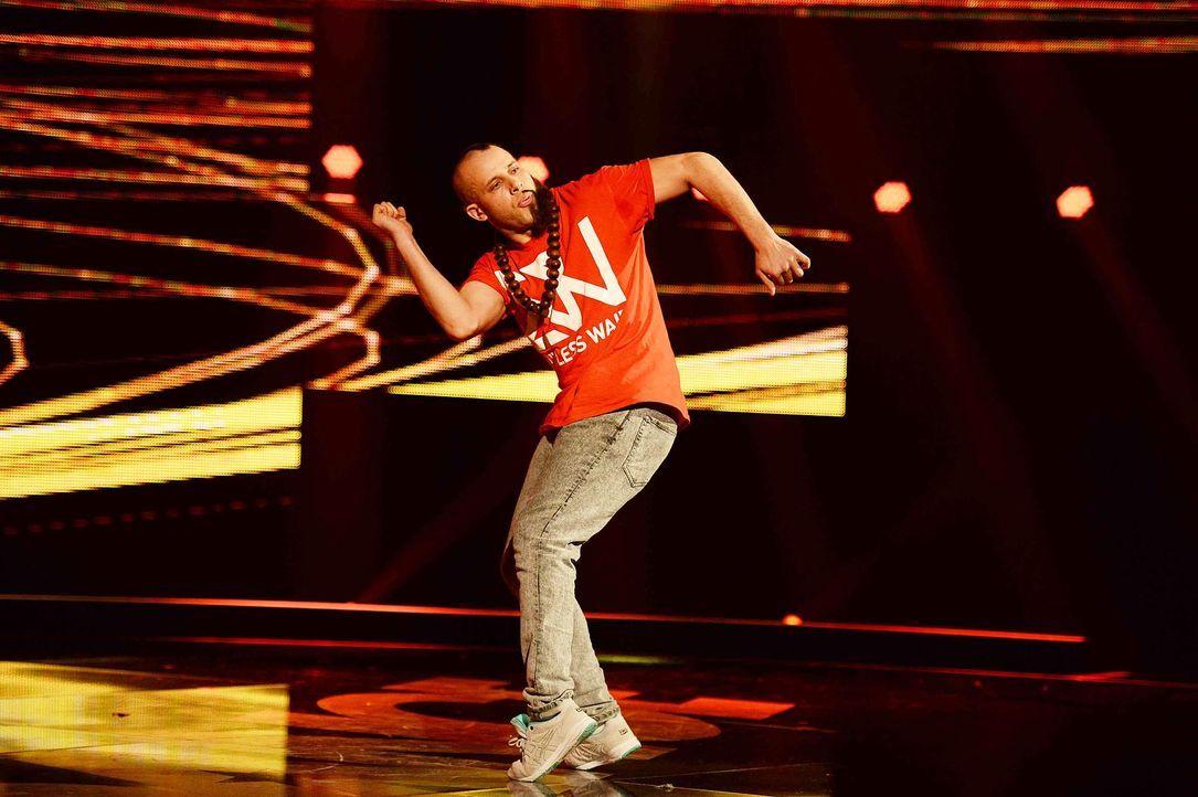 Got-To-Dance-Two-Face-01-SAT1-ProSieben-Willi-Weber - Bildquelle: SAT.1/ProSieben/Willi Weber