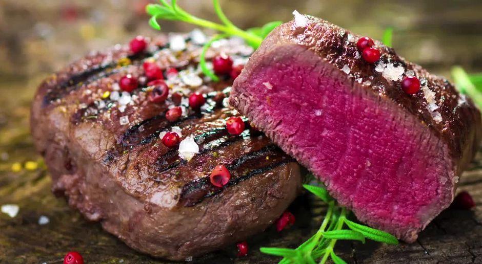 schlag auf Job und Steak