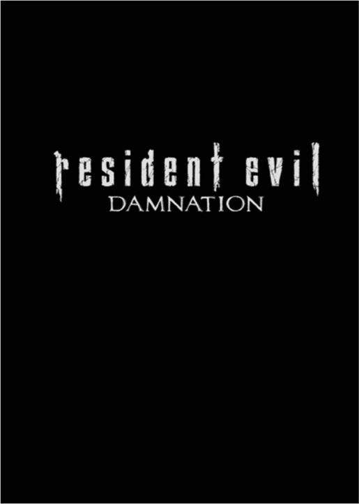 RESIDENT EVIL: DAMNATION - Logo - Bildquelle: 2012 Capcom Co., Ltd. and Resident Evil CG2 Film Partners. All Rights Reserved.