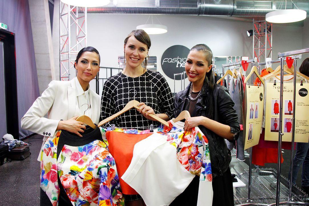 Fashion-Hero-Epi03-Show-098-ProSieben-Richard-Huebner - Bildquelle: Richard Huebner