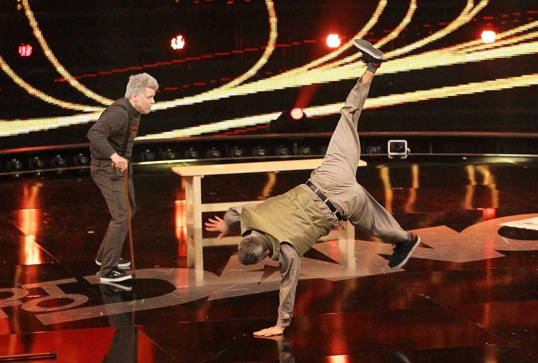 Got-To-Dance-DMA-Crew-03-SAT1-ProSieben-Guido-Engels - Bildquelle: SAT.1/ProSieben/Guido Engels