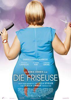 Die Friseuse - Die Friseuse - Plakatmotiv - Bildquelle: Constantin Film