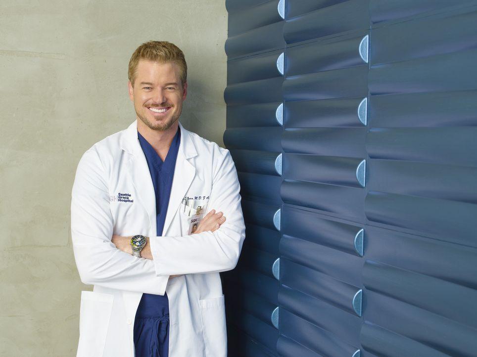 (6. Staffel) - Macht sich jeden Tag auf Neue daran, den unberechenbaren Krankenhausalltag zu meistern: Dr. Sloan (Eric Dane) ... - Bildquelle: Touchstone Television