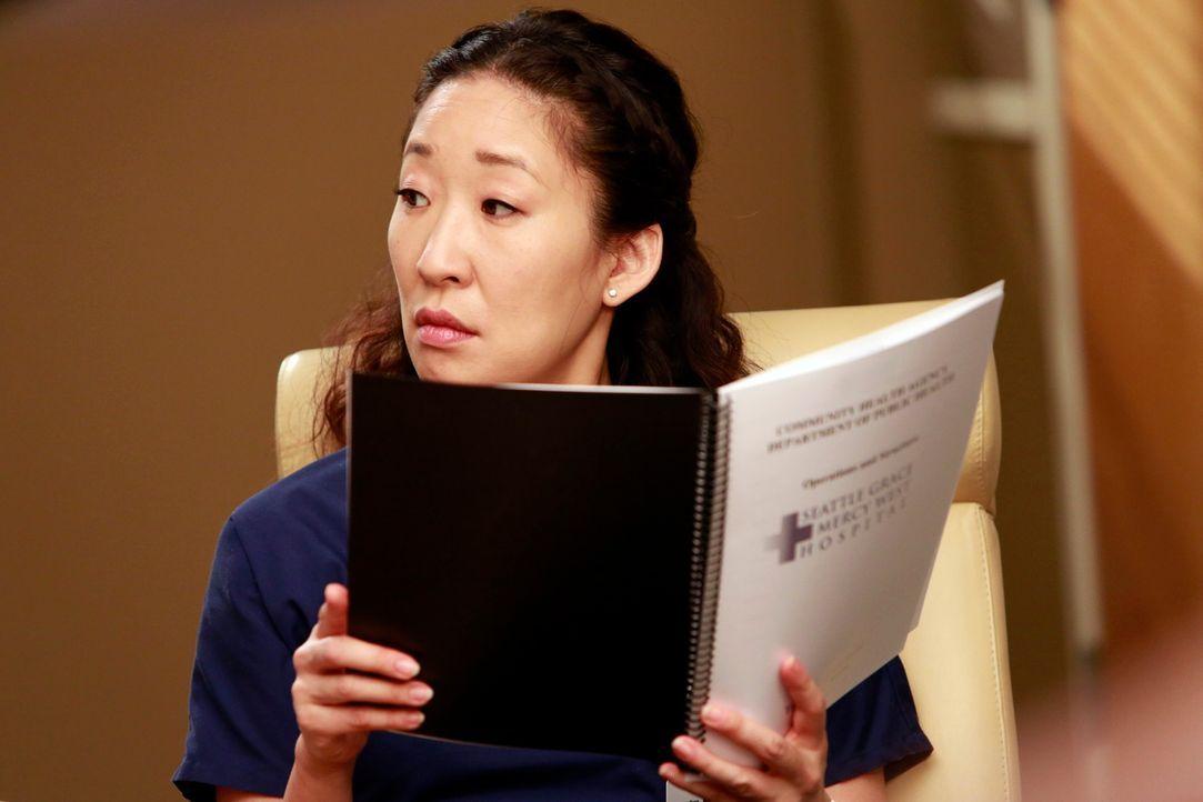 Dr. Christina Yang (Sandra Oh) will die Neubesetzung des Chefarztpostens verhindern ... - Bildquelle: ABC Studios