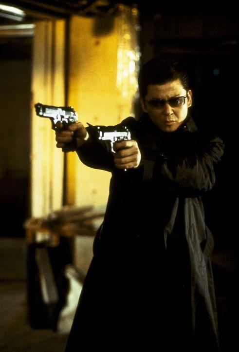 """Drogenboss Rai Kenjin (Masaya Kato) ist der Chef des verbotenen Fight Clubs """"Muscle Doom"""", in dem die Kämpfer um ihr Leben kämpfen müssen ... - Bildquelle: Splendid"""